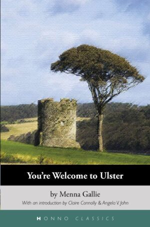 Cover image: You're Welcome to Ulster by Menna Gallie